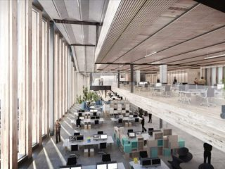 Google's new London HQ